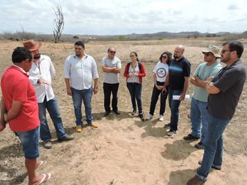 Representante do IICA no Brasil visita comunidades rurais da Paraíba atendidas pelo Procase
