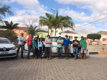 Procase participa da quarta etapa do Projeto de Restauração e Regularização Ambiental do Novo Cariri
