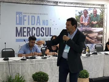 Procase participa do 1º Encontro de Líderes Rurais e Gestores de Projetos FIDA no Mercosul Ampliado
