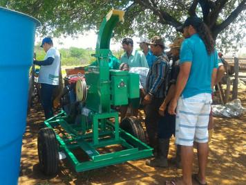 Procase realiza entrega de equipamentos no município de Monteiro