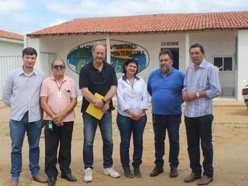 Assessor Técnico do FIDA visita produtores de caprinos no cariri paraibano