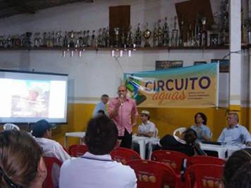 Procase participa de audiências públicas itinerantes sobre o uso e gestão  das águas do Rio São Fran