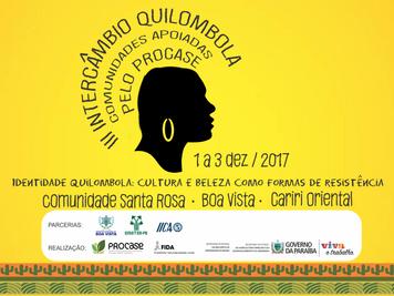 Procase realiza III Intercâmbio Quilombola entre as comunidades apoiadas pelo Projeto