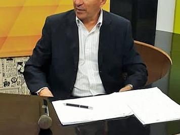 Coordenador do Procase, Aristeu Chaves, fala do Projeto em entrevista ao Programa Tribuna da Mídia