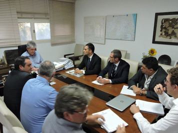 Governador recebe técnicos do Fida e discute medidas para acelerar ações do Procase na Paraíba