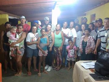 Procase auxilia comunidade quilombola em Boa Vista na criação da Associação local