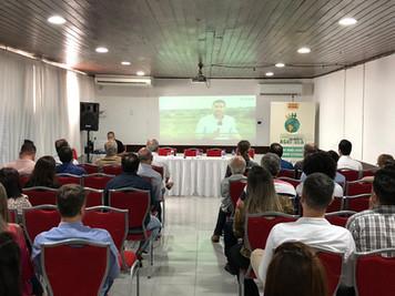 Procase participa de curso de cooperativismo direcionado a técnicos de projetos apoiados pelo FIDA n