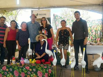 Procase participou da 14ª Exposição de Caprinos e Ovinos em Taperoá
