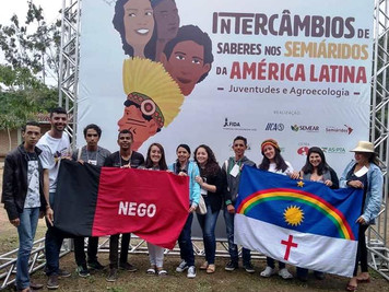 Intercâmbios de Saberes nos Semiáridos da América Latina: Juventude e Agroecologia