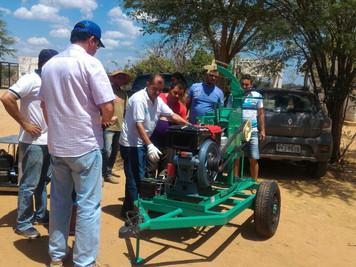 Procase realiza entrega de equipamentos a projetos produtivos no Cariri Ocidental