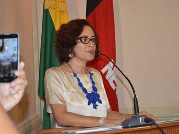 Entrevista com GILBERTA SOARES - secretária de Estado da Mulher e Diversidade Humana da Paraíba