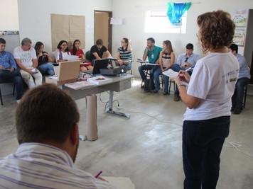 Procase realiza capacitação para equipes de Assessoria Técnica nos territórios do Médio Sertão e Ser