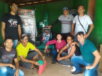 Comunidade Quilombola de Livramento recebe equipamentos através do Procase
