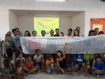 Encontros reúnem 38 jovens de comunidades rurais no Cariri Ocidental