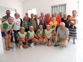 Agricultores do Médio Sertão participam de intercâmbio sobre fabricação de polpa de frutas