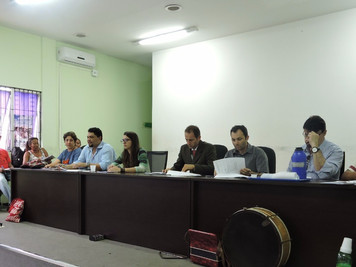 Procase participa de reunião com integrantes do MST em João Pessoa