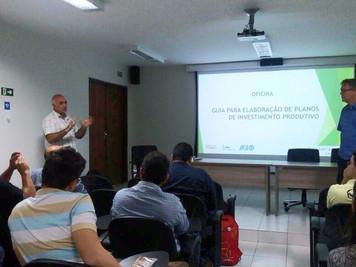 Procase participa de oficina promovida pelo Fida em Campina Grande