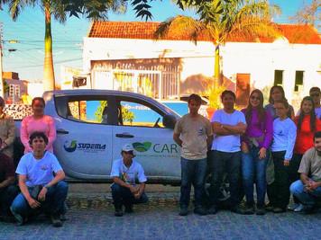 Procase participa de 2ª etapa do Projeto de Restauração e Regularização Ambiental do Novo Cariri