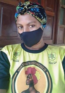 Máscaras Produzidas por artesãs paraibanas são distribuídas às Comunidades Quilombolas e a Juventude