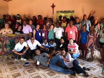 Equipe de Moçambique encerra visitas no Piauí e segue para Pernambuco e Bahia