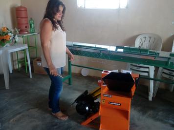 Procase entrega equipamentos a comunidades rurais do Médio-Sertão do Estado