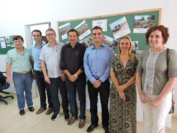 Técnicos do FIDA visitam ações desenvolvidas pelo Procase