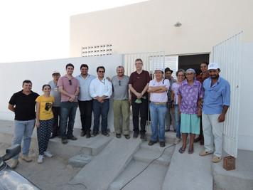 Técnicos do Fida visitam comunidades rurais atendidas pelo Procase