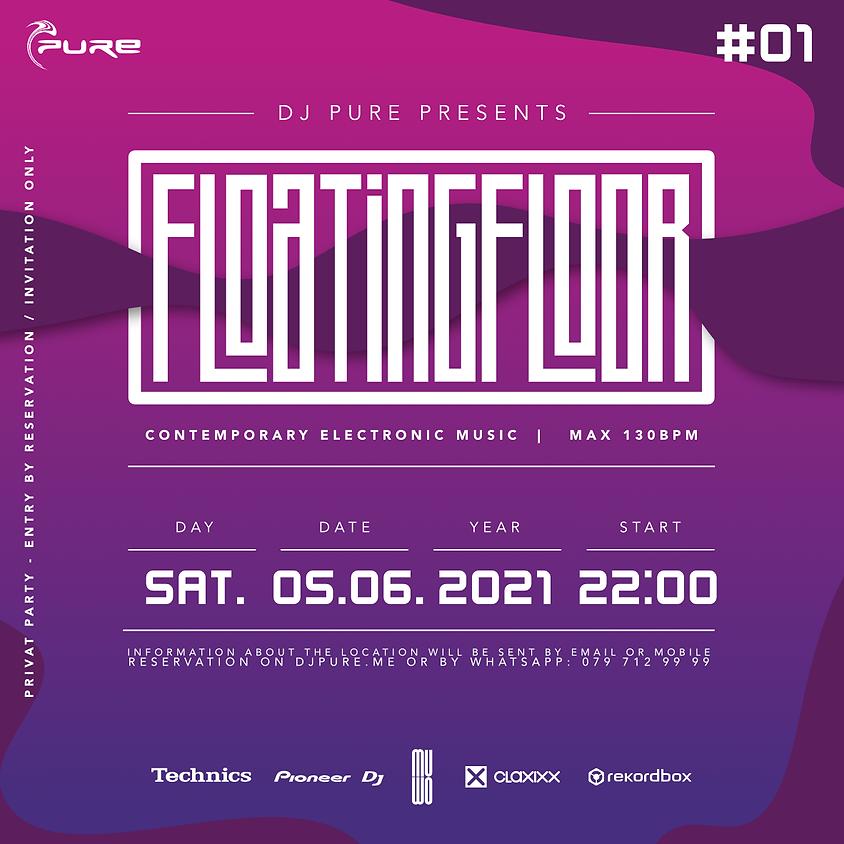 Floatingfloor #01 Spring Edition by DJ Pure