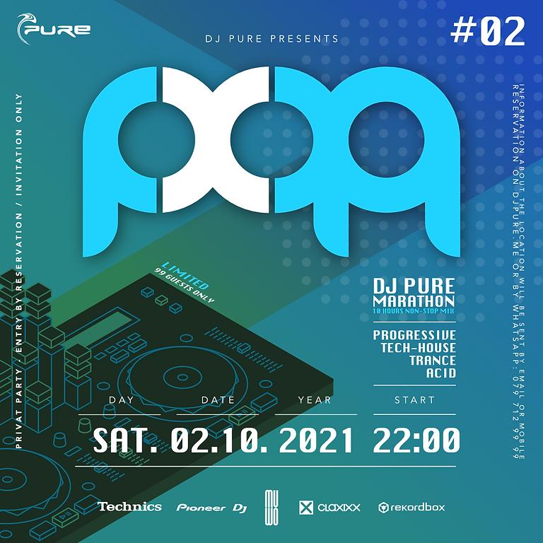 "Pure Marathon ""PX99"" #02"