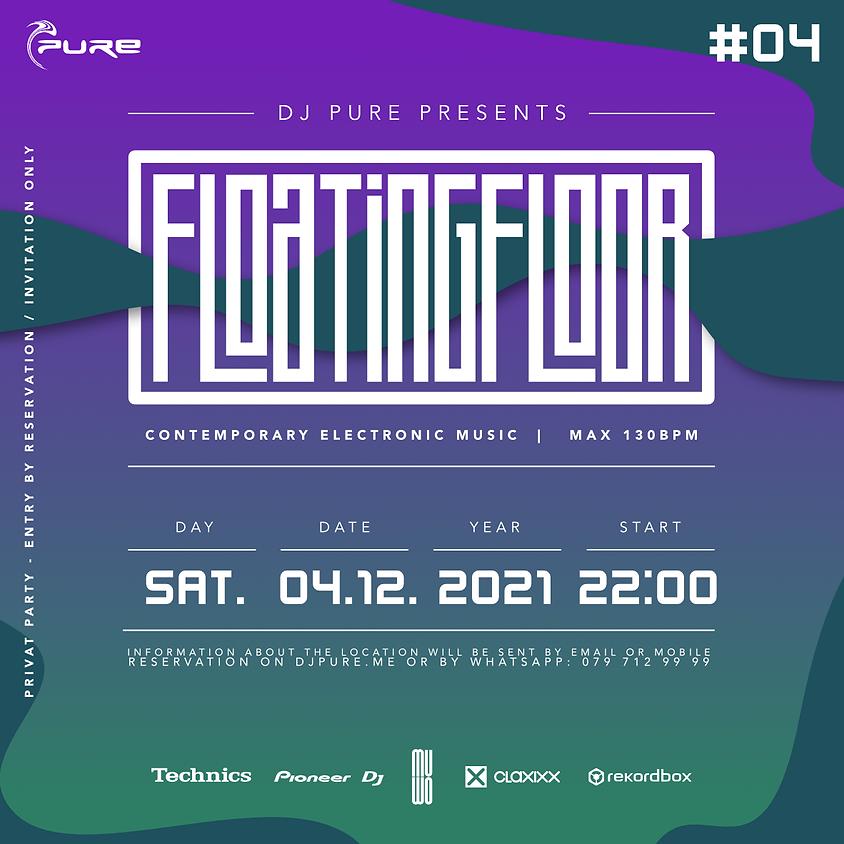 Floatingfloor #04 Winter Edition by DJ Pure