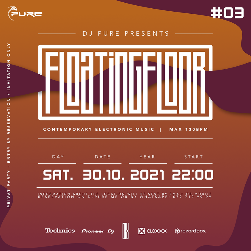 Floatingfloor #03 Fall Edition by DJ Pure