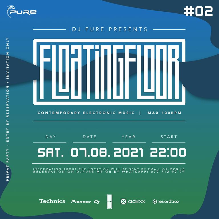 Floatingfloor #02 Summer Edition by DJ Pure