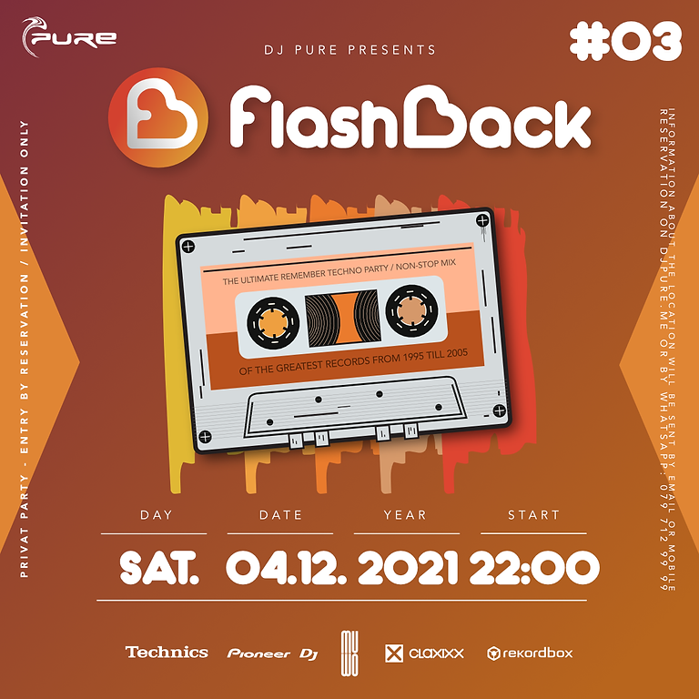 Flashback #03 Winter Edition by DJ Pure