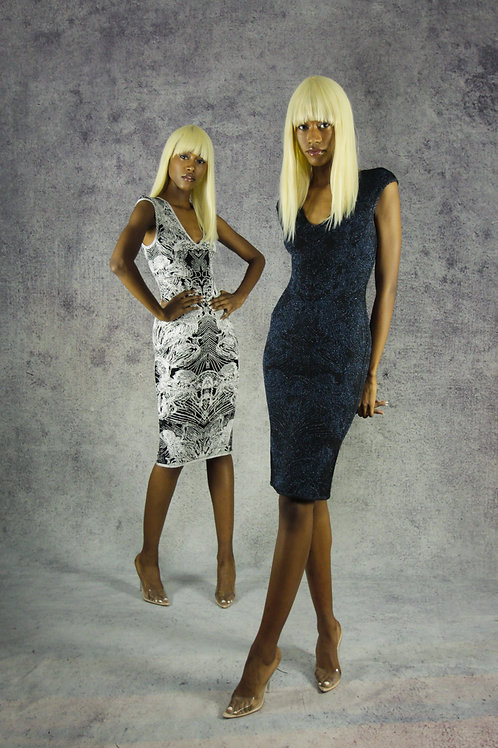 White Angeles Dress