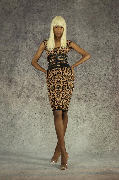 Leopardo Dress