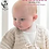 Thumbnail: King Cole Baby Crochet Book 1