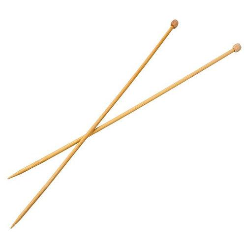 Bamboo Knitting Needles 4.50-6.00mm