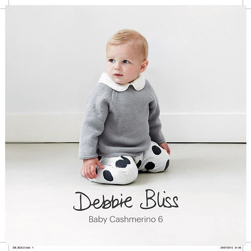 Debbie Bliss Baby Cashmerino 6 Book