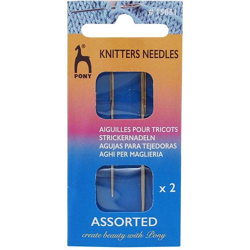 Darning Needles/Knitters Needles