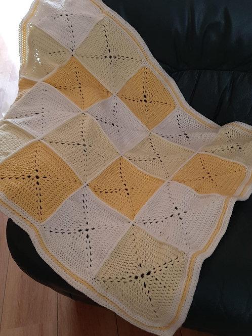 Cupcake Crochet Blanket Pack