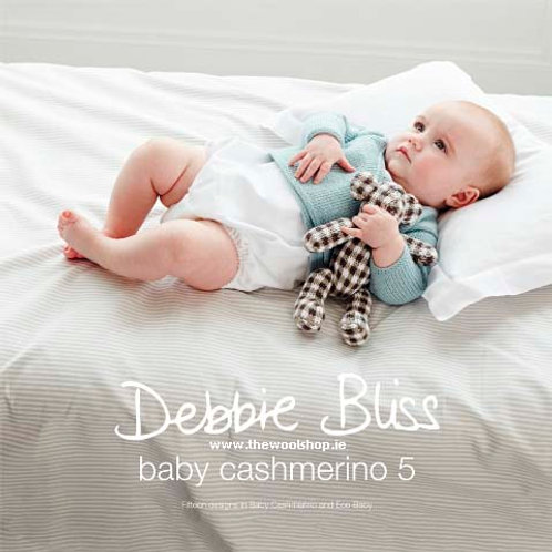 Debbie Bliss Baby Cashmerino 5 Book