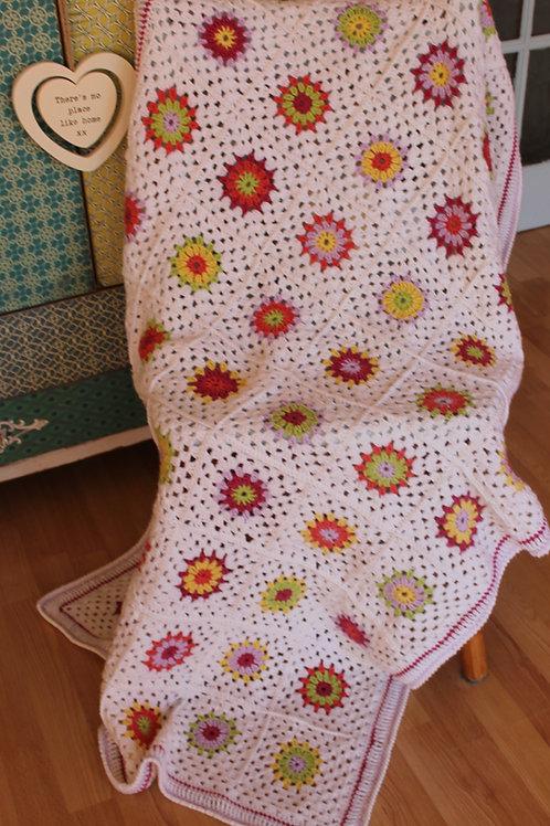 Starburst Crochet Blanket Pack
