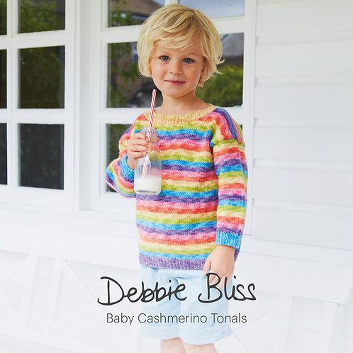 Debbie Bliss Baby Cashmerino Tonals Book