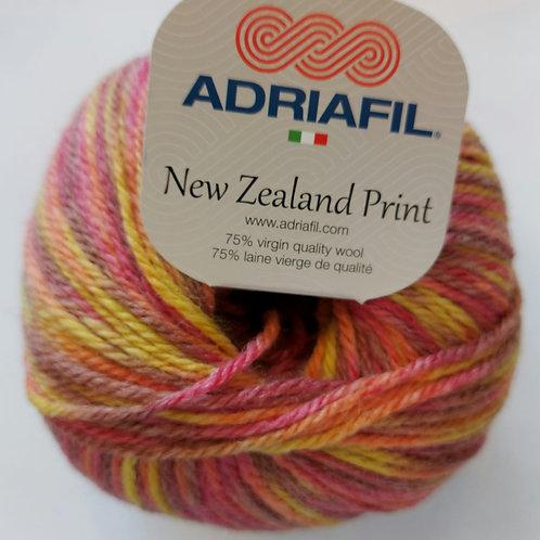Adriafil New Zealand Print