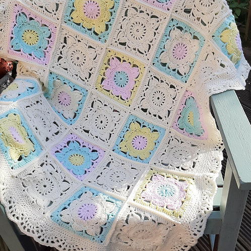 Gratitude Crochet Blanket Pack