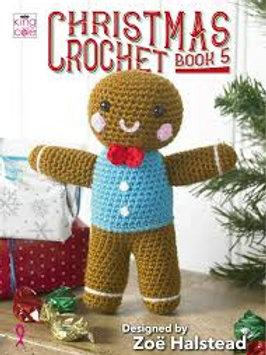 Christmas Crochet Book 5