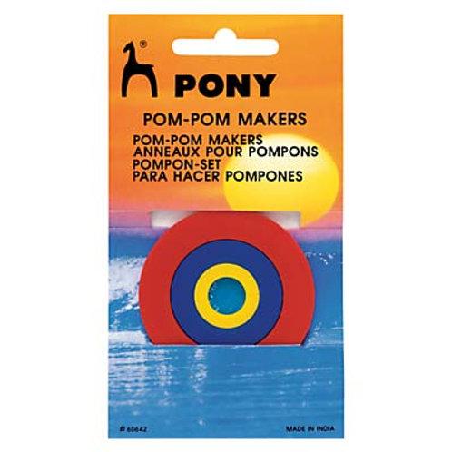 Pony Pom Pom Maker