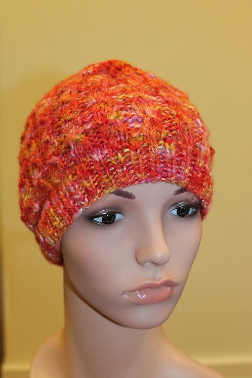 Knitted Beara Hat Digital Pattern