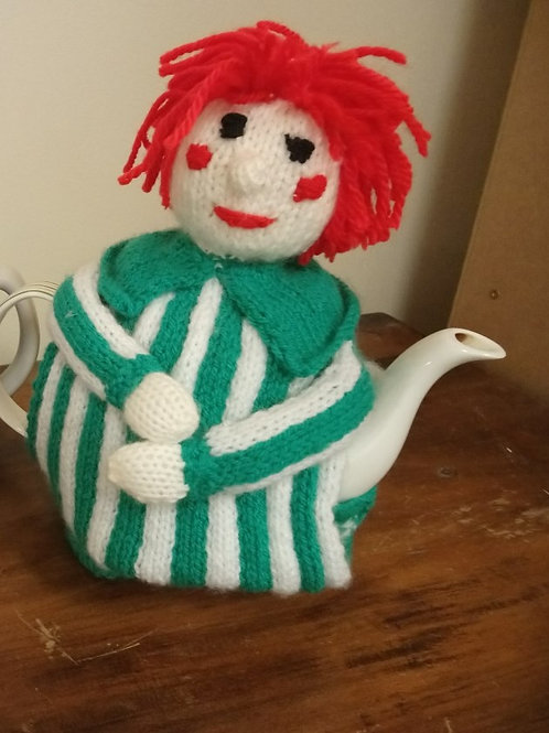 Bosco Tea Cosy Pattern Digital Download