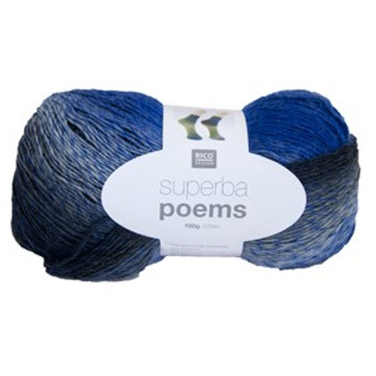 Rico Superba Poems Sock Yarn
